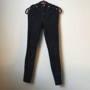 Madewell Black Jeans